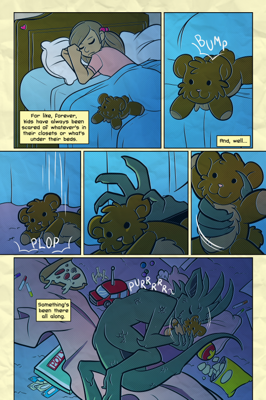 Chapter 1 – Page 1